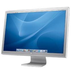 Monitor professionale Apple Display 23 pollici schermo opaco - Noleggio Attrezzature Fotografiche