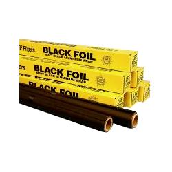 Accessorio fotografico Velo di Alluminio nero modellabile multiuso per luci fotografiche Black Foil - Noleggio Attrezzature Fotografiche