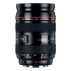 Obbiettivo originale Canon EF 28-80mm f1:2.8-4 L Ultrasonic - Noleggio Attrezzature Fotografiche