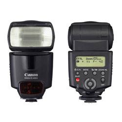 Flash Canon Speedlite 430Ex - Noleggio Attrezzature Fotografiche