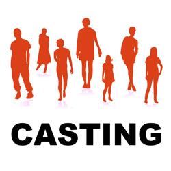 Organizzazione e gestione di Casting professionali per il reperimento di modelle, modelli testimonial, celebrità e personaggi famosi - Noleggio Attrezzature Fotografiche
