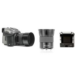 Kit Fotocamera Hasselblad con Dorso Digitale Phase One P30 31Mp - Noleggio Attrezzature Fotografiche