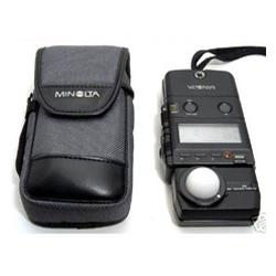 Esposimetro fotografico digitale di precisione per luce artificiale, naturale e Flash Minolta IVc - Noleggio Attrezzature Fotografiche