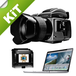 Kit Noleggio Fotocamera Hasselblad con Dorso Digitale Phase One