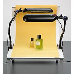 Tavolo fotografico base traslucida in plexiglass per riprese fotografiche da still-life - Noleggio Attrezzature Fotografiche