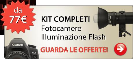 Offerte Fotografiche - Noleggio Fotografico