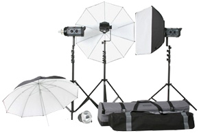 Bowens Flash Light
