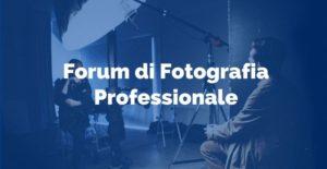 Forum di Fotografia Professionale