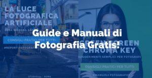 Guide e Manuali di Fotografia Gratis!