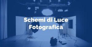 Schemi di Luce Fotografica