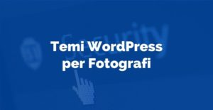 Temi WordPress per fotografi