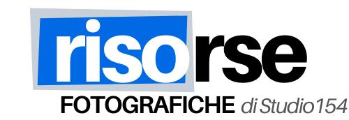 Le Risorse Fotografiche di Studio154.
