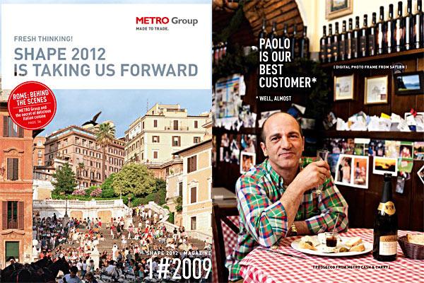 Metro - Report Annuale