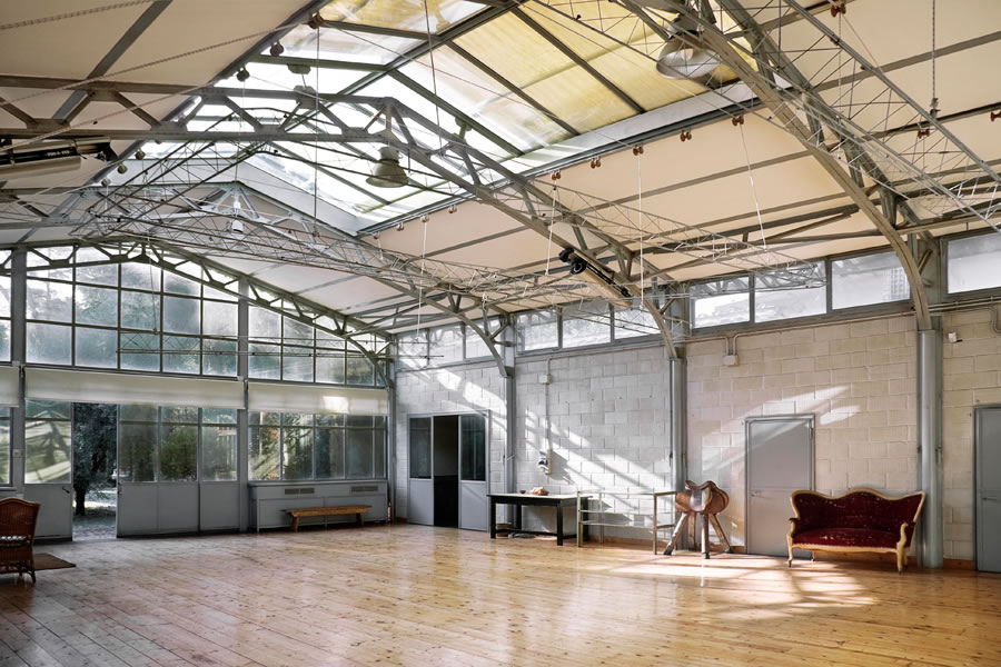 Photographic and Video Daylight Studio in Rome