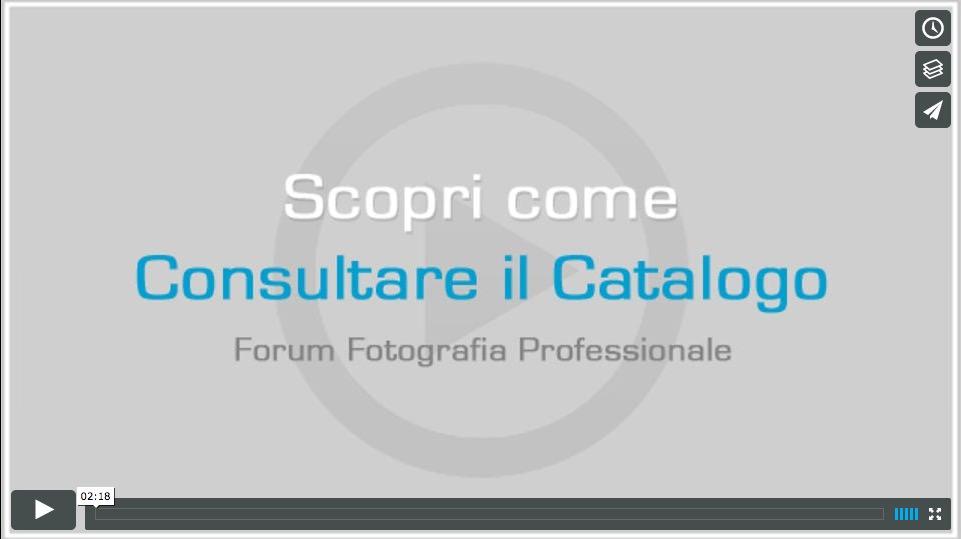 Catalogo Noleggio Fotografico Online