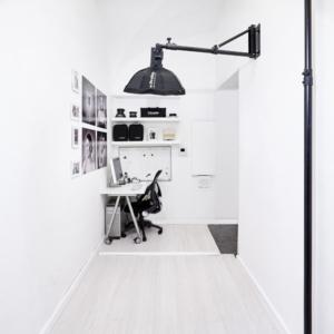 Mini Studio Fotografico Noleggio Orario