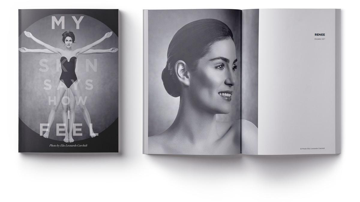 Libro Fotografico di fotografia di beauty