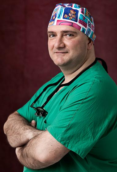 Ritratto Professionale Medico Ospedale