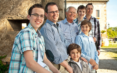 Fotografia per Famiglia - Foto di Gruppo