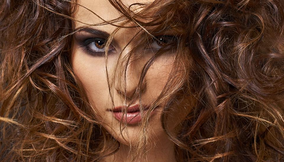 Fotografia Hairestyles, Acconciature e Moda Capelli