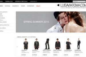 Esempio Lookbook Base Luisa Via Roma