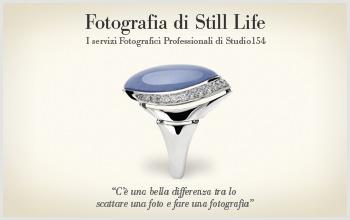 Still Life Gioielli Servizi Fotografici Professionali