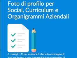 ebook foto professionali profilo social curriculum