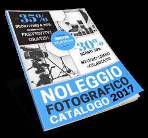 Catalogo del Noleggio Fotografico 2017