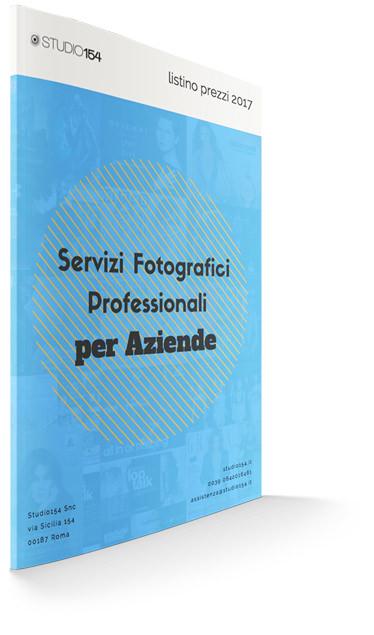 Listino Prezzi Servizi Fotografici AZIENDE