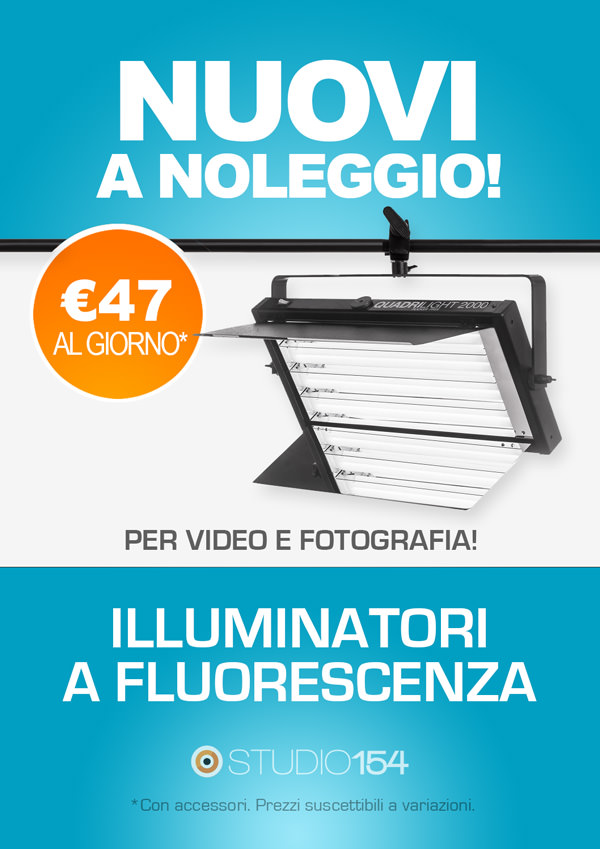 illuminatori-fluorescenza-video-fotografia-noleggio-roma