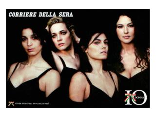 CORRIERE DELLA SERA Cover Story by STUDIO154