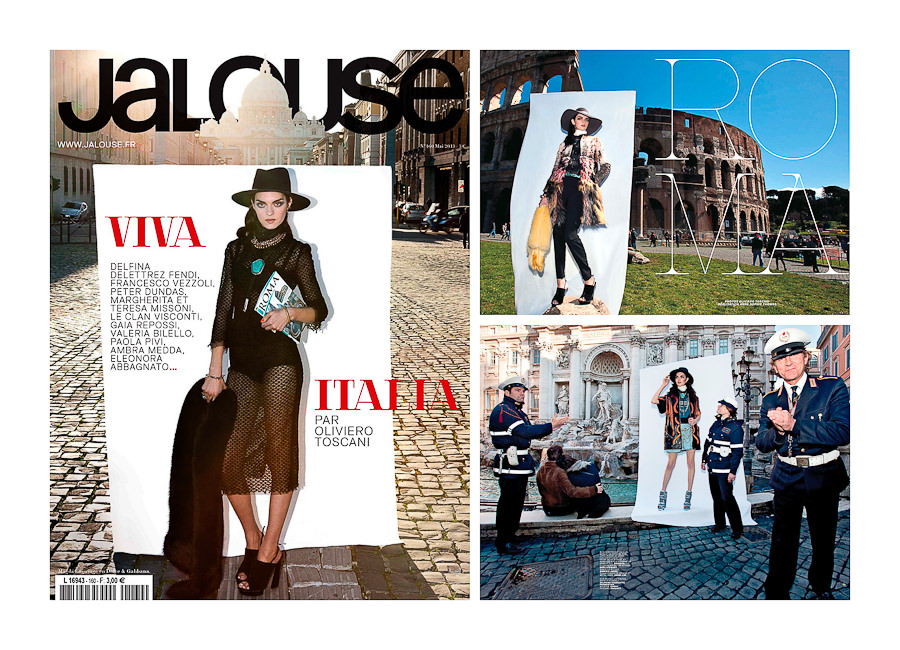 JALOUSE MAGAZINE Cover Story by STUDIO154
