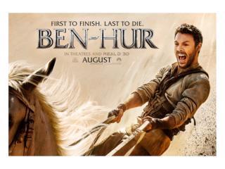 BEN-HUR Set Fotografico by STUDIO154