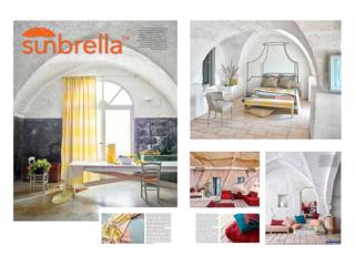SUNBRELLA Campagna ADV by STUDIO154