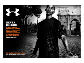 UNDER ARMOUR Campagna ADV by STUDIO154