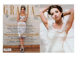 GRAZIA MAGAZINE Cover Story by STUDIO154