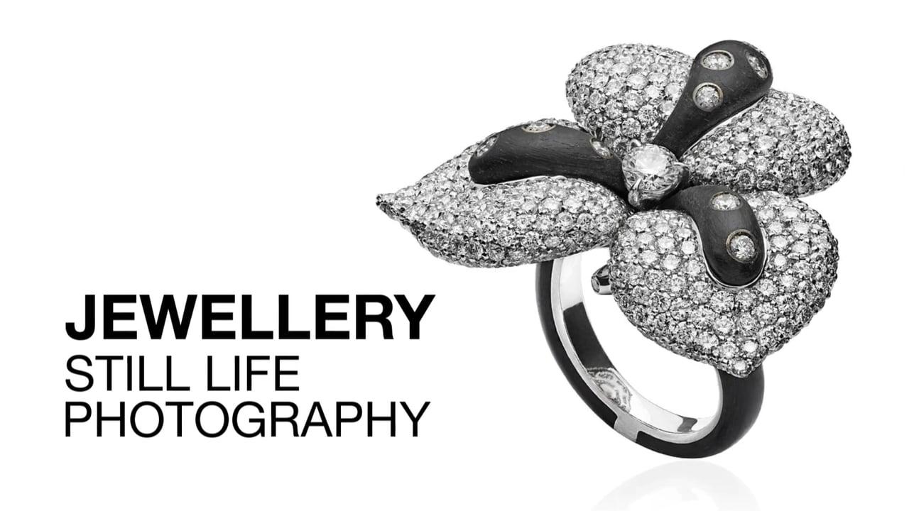 Showreel Studio Fotografico Studio154 - Foto di Gioielli ad alta definizione