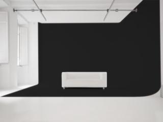 Studio Fotografico Limbo: Limbo con tinteggiatura integrale su 2 lati