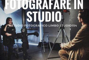 Fotografare in studio vincere la paura