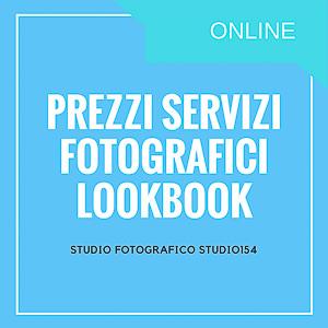 lookbook servizio fotografico
