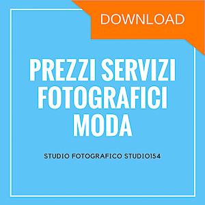 Servizi Fotografici per la Moda