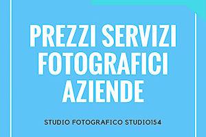 Servizi Fotografici Prezzi