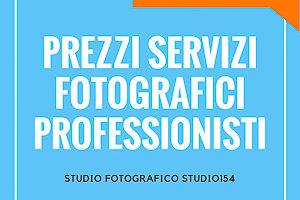 Servizi fotografici Online Prezzi