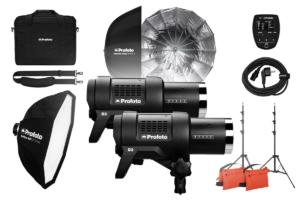 attrezzatura fotografica a noleggio profoto flash D2 monotorcia
