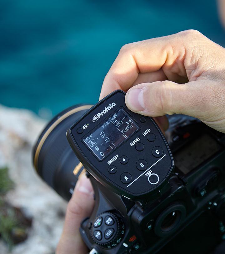 Air Remote della Profoto I migliori flash fotografici portatili
