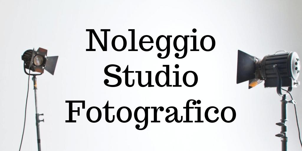 Noleggio Studio Fotografico Roma