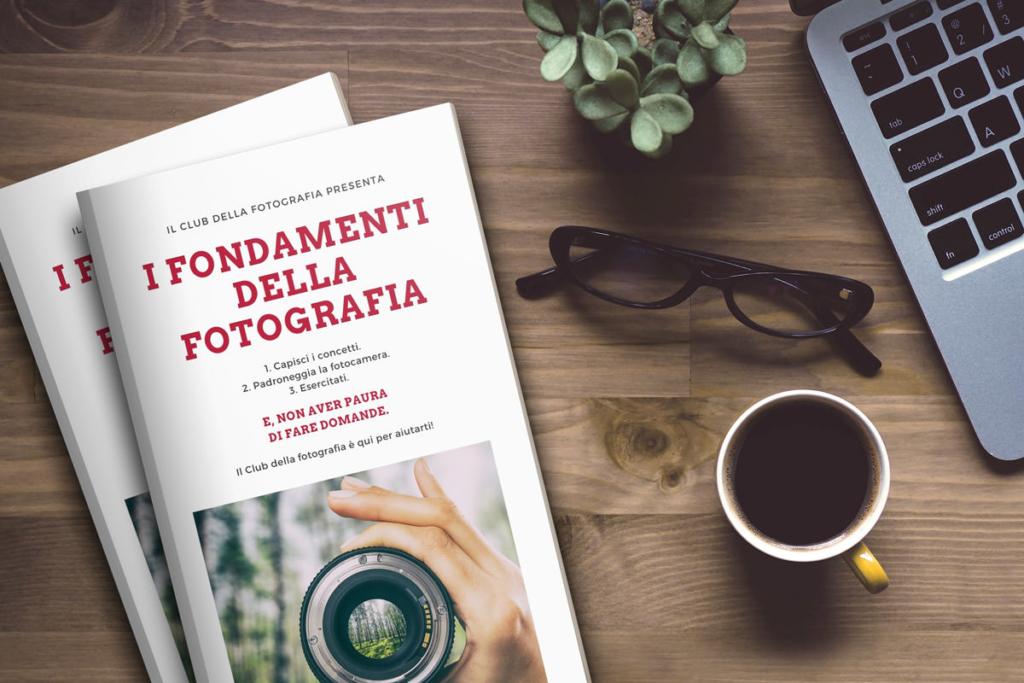 10 fondamenti della fotografia. Lezioni Online gratuite.