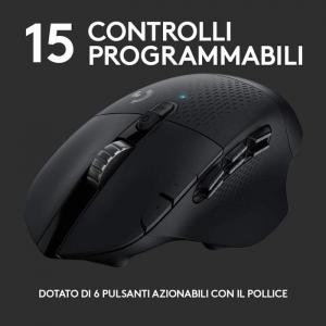 Logitech G604 LIGHTSPEED Mouse