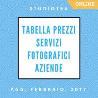 Listino Servizi Fotografici Aziende Prezzi Online
