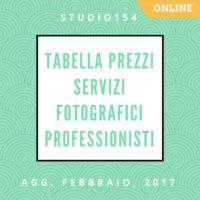 Listino Servizi Fotografici Professionisti Prezzi Online